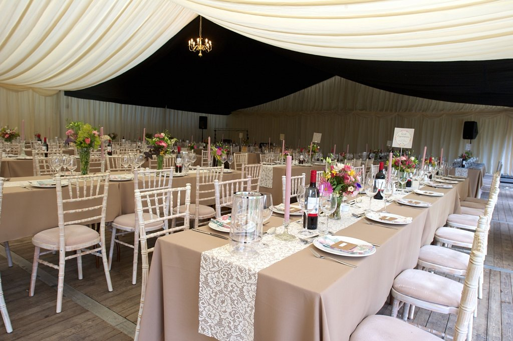 30m x15m wedding marquee
